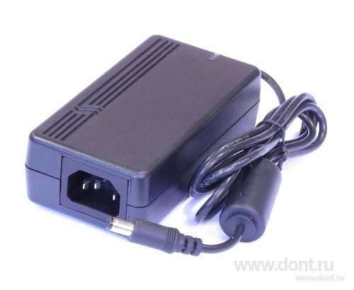 Seasonic Блок питания 12В 5А 60Вт (AC-DC Power Adapter, 12V@5A 60W 12 вольт 5 ампер) SSA-0601HE-12V